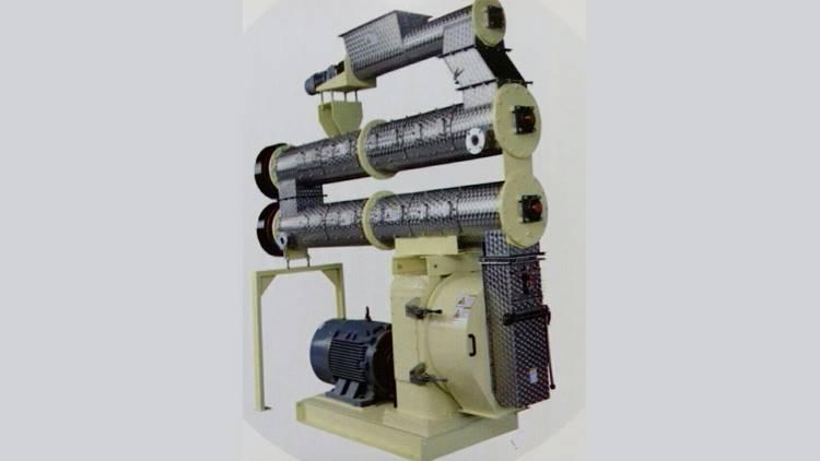 دستگاه پلت با تناژ 3 الی 45 تن