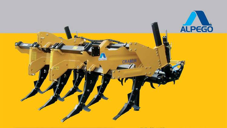 زیر شکن خاکورز مرکب FKD CRAKER مدل FKD5_200