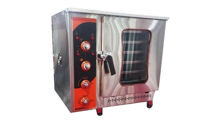 فر پخت کیک مدل CA01-6 با پایه