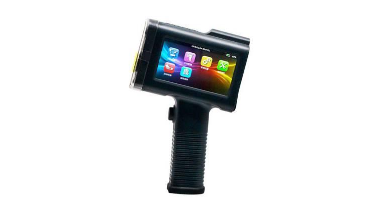 جت پرینتر دستی مجهز به صفحه نمایش