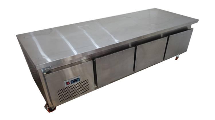یخچال درب لنگه ای پایه اجاق گاز 190