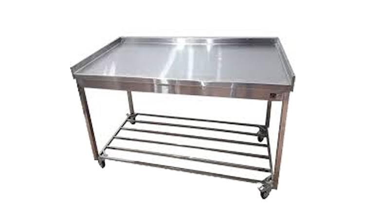 میز کار استیل 120