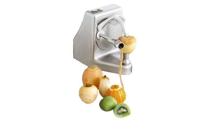دستگاه پوست کن میوه