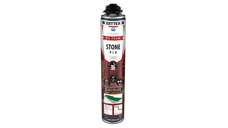 فوم ملات Stonefix زتکس