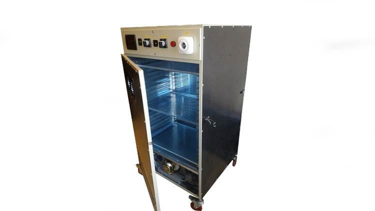 دستگاه خشک کن میوه 20 سینی گازی آلماکو AL13000-G20