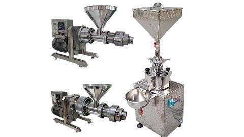 دستگاه روغن گیری و روغن کشی مدل NF50