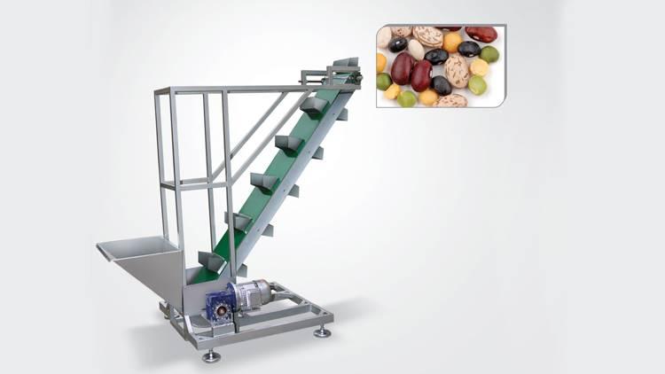 دستگاه بالابر کاسه ای مورب مدل ssn1002