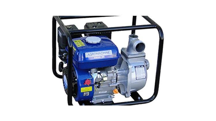 دستگاه موتور پمپ آب بنزینی ۳ اینچ هندلیAG80-30