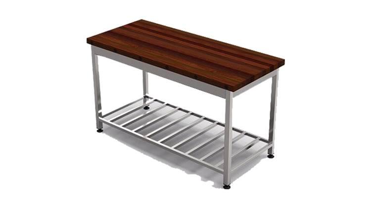 میز کار چوبی 120