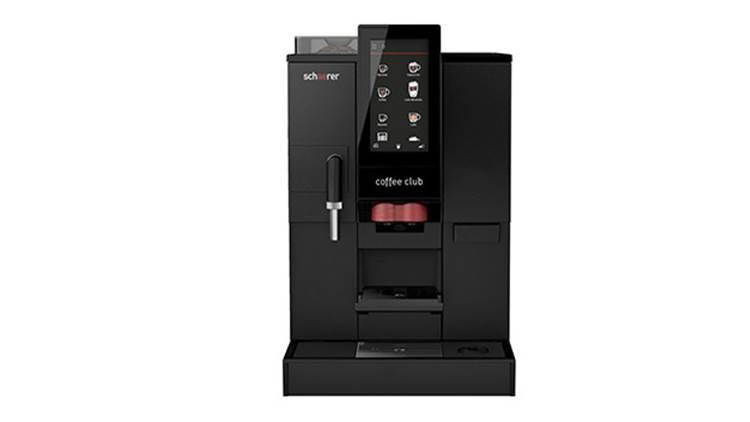 دستگاه قهوه ساز اتومات شیرر مدل Club
