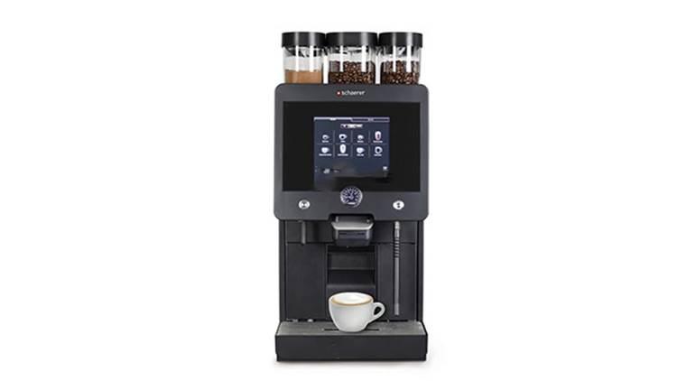 دستگاه قهوه ساز اتومات شیرر مدل Soul