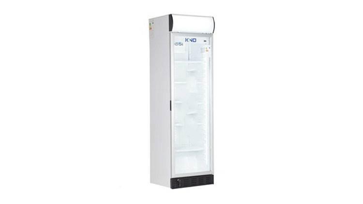 یخچال ویترینی تک درب کینو مدل KR615-1D