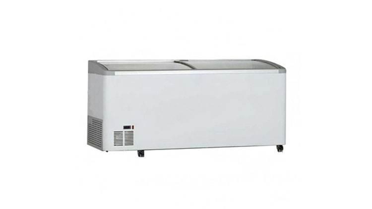 فریزر صندوقی فروشگاهی کینو مدل CF1675