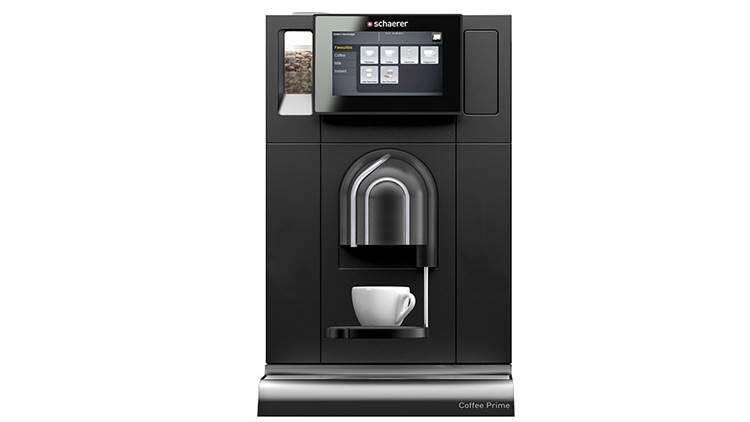 دستگاه قهوه ساز اتومات شیرر مدل Prime