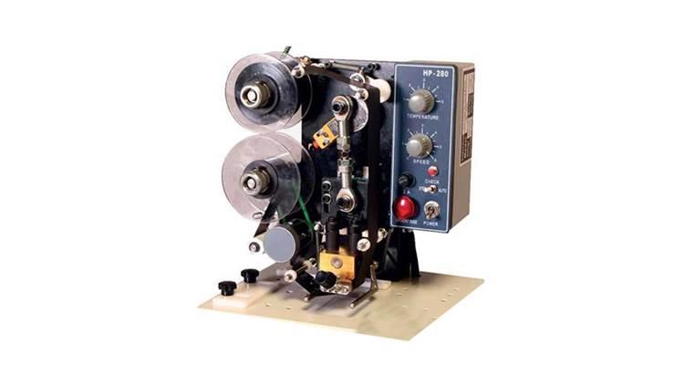 دستگاه تاریخ زن نیمه اتوماتیک مدل 21495