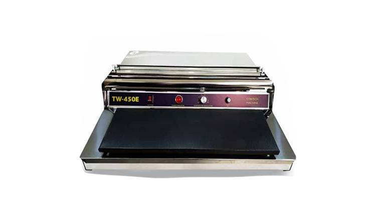 دستگاه سلفون کش فیوز دار مدل TW-450E 21817