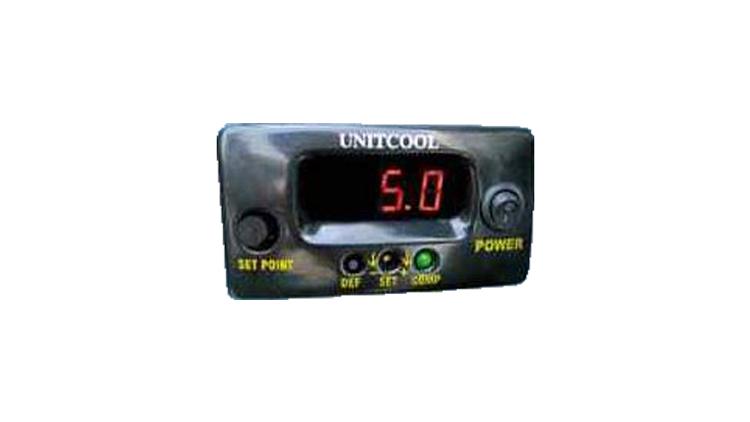 ترمومتر دمای دیجیتال داخل کابین راننده , قطعات یدکی و لوازم جانبی