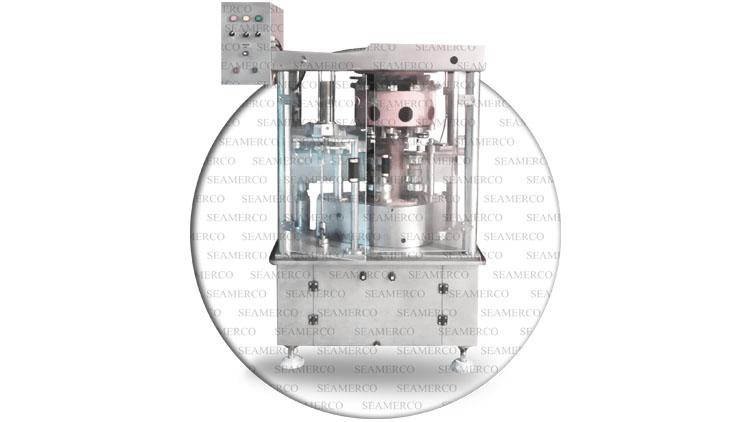 دستگاه دربندی چهار هد اتوماتیک
