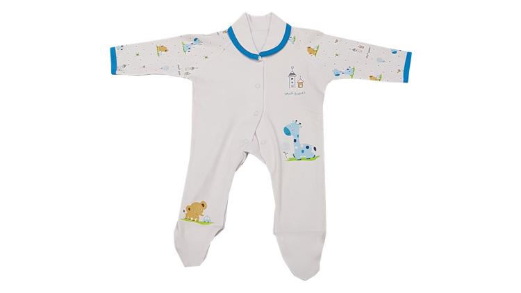 سرهمی نوزادی طرح زرافه ای , پوشاک بچهگانه