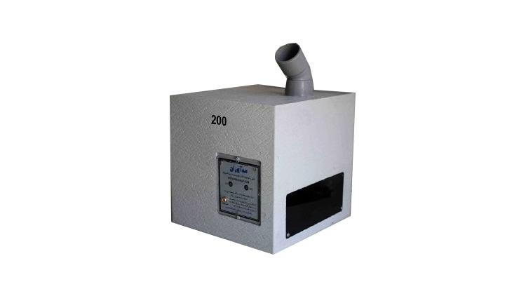 رطوبت ساز التراسونیک 200