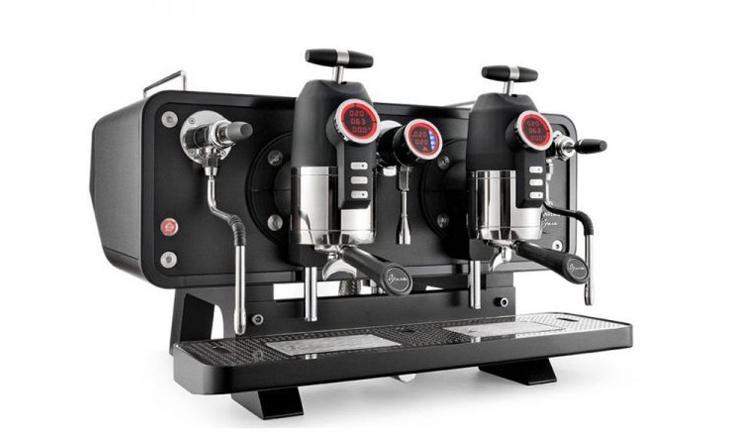 دستگاه اسپرسوساز سن رمو مدل اپرا  , دستگاه قهوه ساز صنعتی