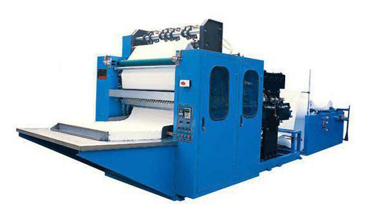 دستگاه تولید دستمال کاغذی , ماشین آلات  تولید دستمال کاغذی
