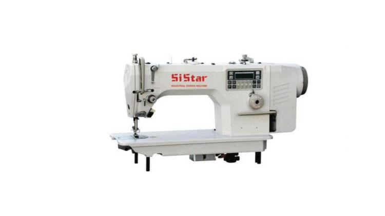 راسته دوز تمام اتوماتیک SiStar D4 , ماشین آلات نساجی و بافندگی