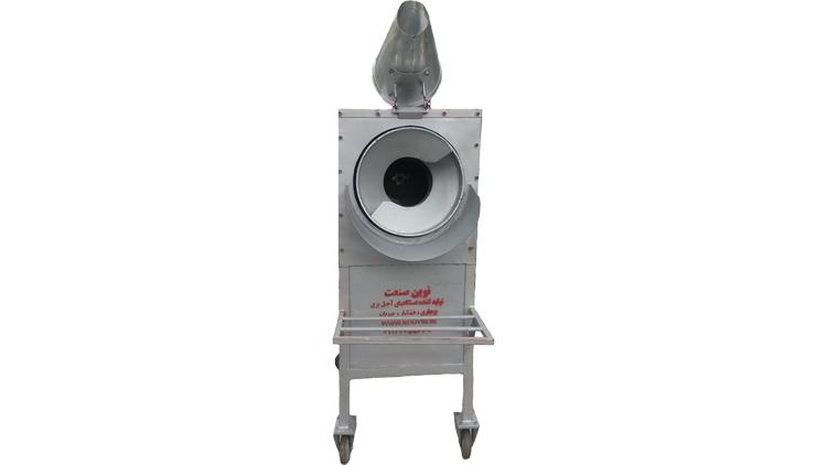 دستگاه تفت آجیل و خشکبار Medium , دستگاه پخت و تفت آجیل و خشکبار
