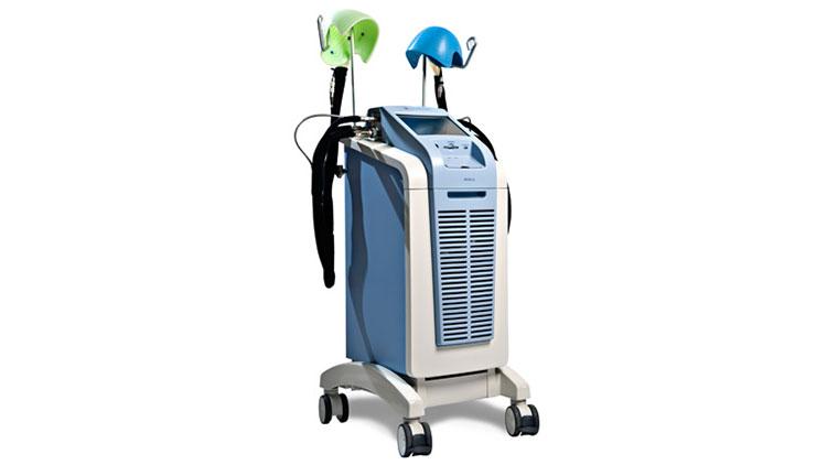 دستگاه خنک کننده پوست سر در شیمی درمانی