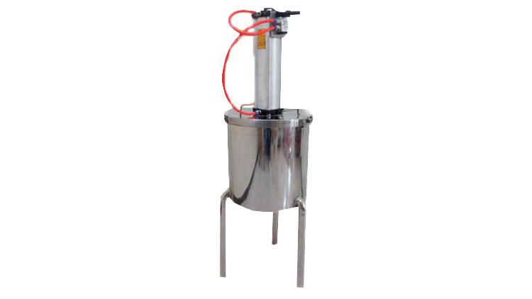 دستگاه پرس لرد پنوماتیک (جک بادی ) , ماشین آلات تصفیه و آماده سازی اولیه مواد غذایی