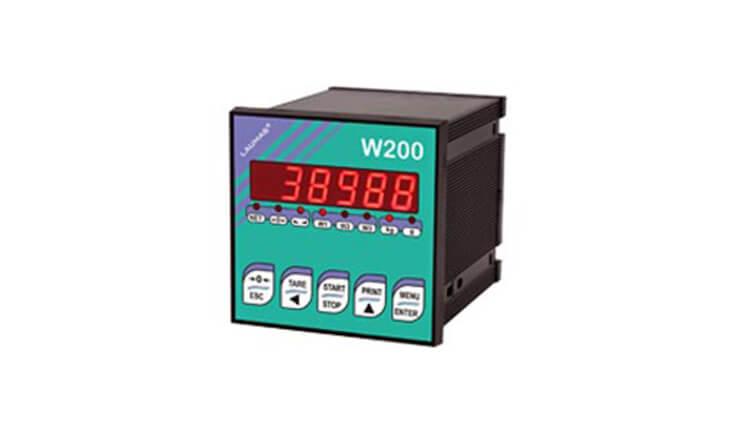نمایشگر وزن لاماس مدل W200 , تجهیزات اندازه گیری الکتریکی