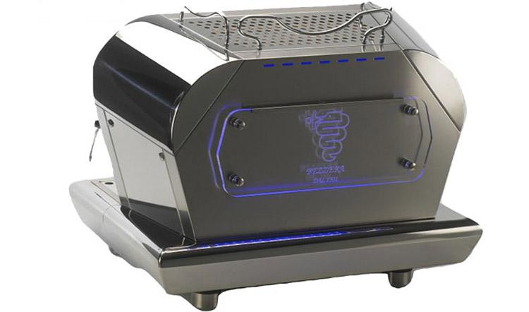 دستگاه اسپرسوساز دو گروپ بیزرا GALATEA DE 2GR , دستگاه قهوه ساز صنعتی