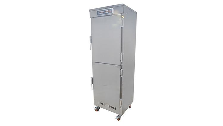 دستگاه گرمکن غذا بزرگ 100 نفره برقی با کنترل پنل دیجیتالی مدل GKG22
