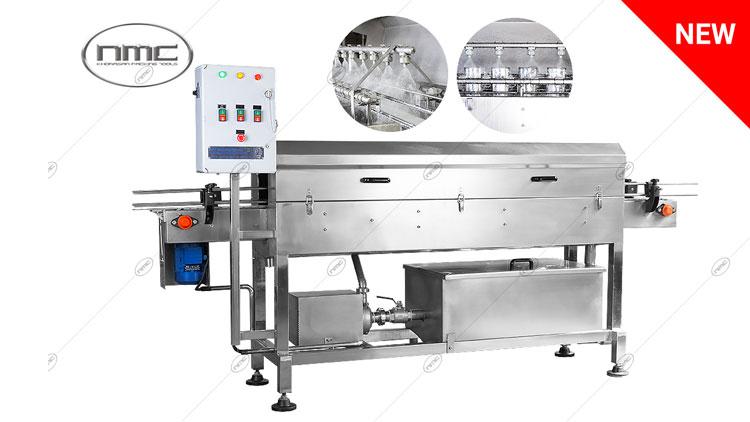 دستگاه شستشو استریل قوطی مدل A KPT 4060 , دستگاه و وان شستشو
