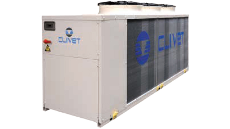 چیلر تراکمی CLIVET