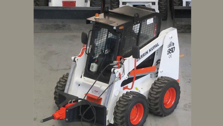 مینی لودر ZK950