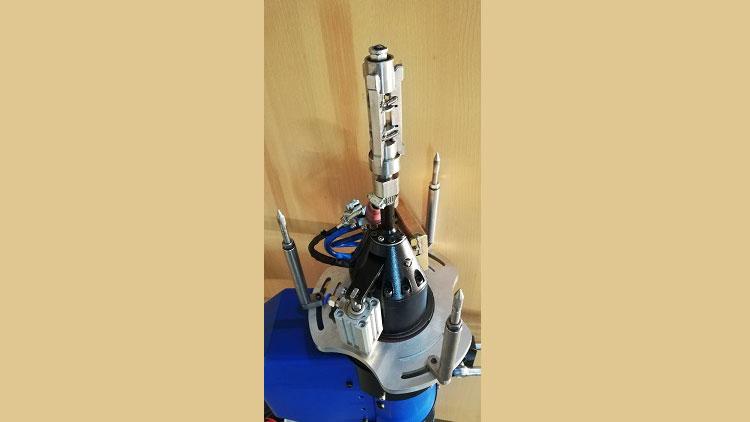 دستگاه جوش اوربیتال