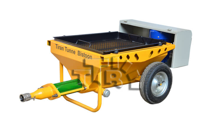 دستگاه ملات پاش ماردونی T6020-B3