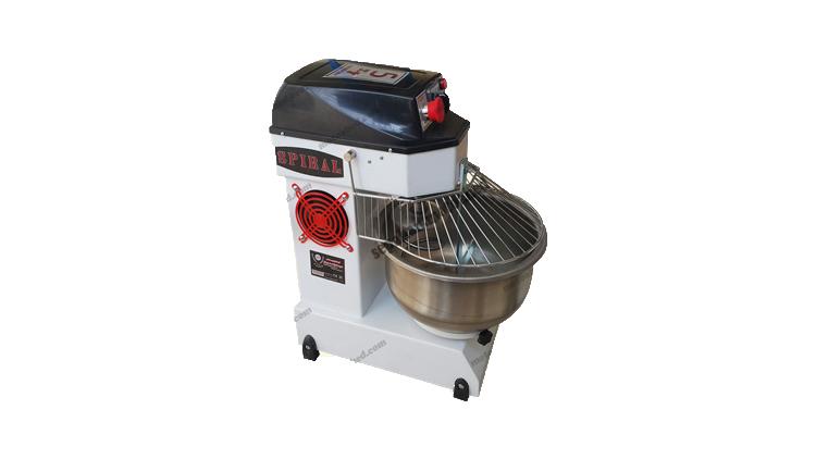دستگاه خمیر گیر اسپیرال مدل 3 کیلوئی استیل مدل SP-300 , دستگاه خمیر گیر