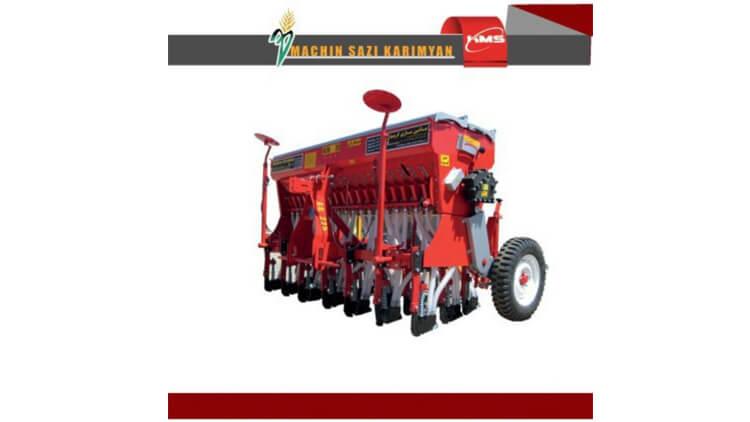 دستگاه بذر کار ریزدانه نیمه خاک ورزی مدل ALFA20
