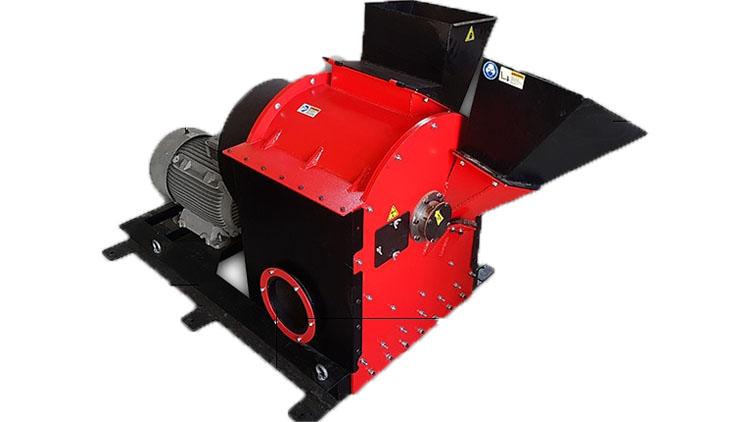 چیپر پودر کن سری  WCHS 10(خاک اره ساز) , دستگاه و تجهیزات چوب خردکن