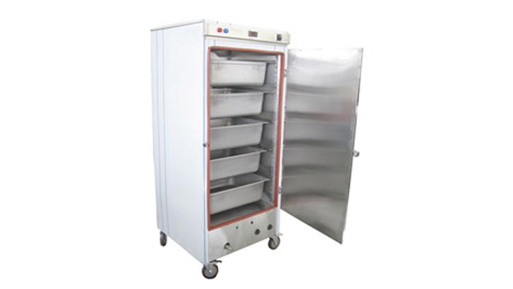 دستگاه گرمخانه گرم و مرطوب اتوماتیک مدل GM02