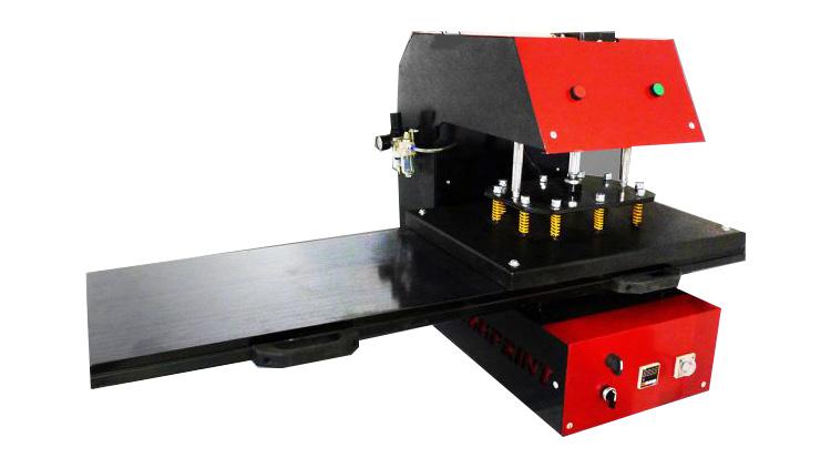 دستگاه چاپ پنوماتیک دو میزه رومیزی تیپ 2 SP2T2