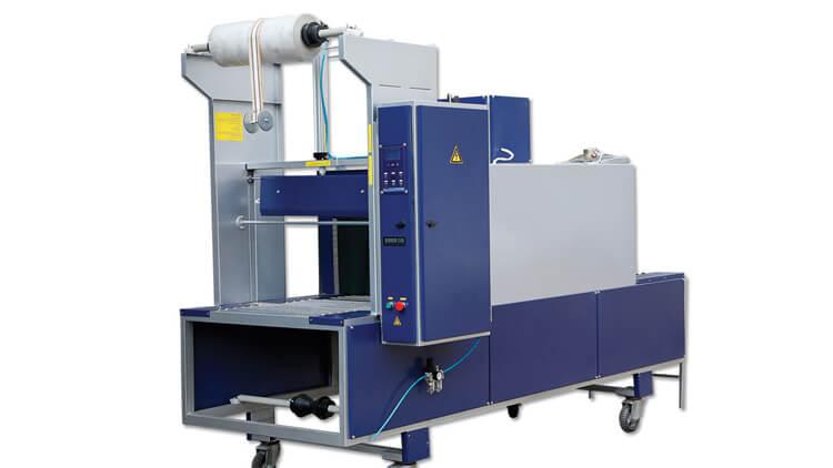 دستگاه شرینگ پک نیمه اتوماتیک (برقی) تیپ AM