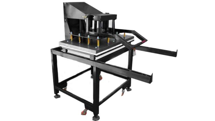 دستگاه چاپ عمودی دستی عمودی با میز کشویی VM1T2