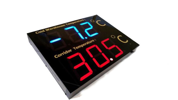دستگاه نمایشگر و دیتالاگر هاتول مدل  7s , دستگاه کنترل دما و رطوبت گلخانه