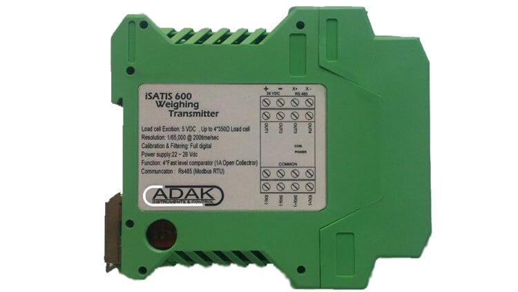 ترانسمیتر وزن مدل iSATIS 600