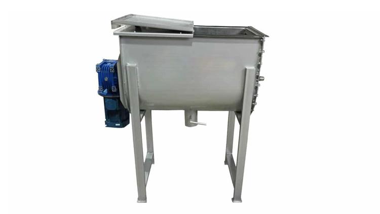دستگاه میکسر پودر صنعتی 200 لیتری