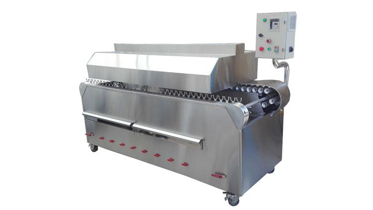 دستگاه کباب پز اتوماتیک - دستگاه جوجه پز اتوماتیک مدل F6-600 , دستگاه کباب پز