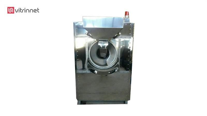 دستگاه تخمه پزی و آجیل پزی مخزن استیل